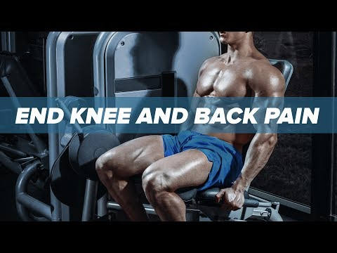 Avoid These 2 Exercises End Knee & Back Pain | Tiger Fitness