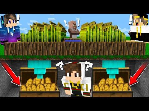 فيلم ماين كرافت العامل الفقير ضد العامل الغني  (نهاية صادمة)💔!|MineCraft Movie