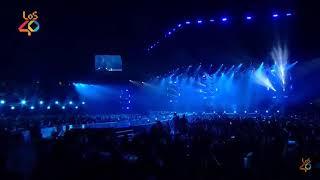 """Ana Guerra canta """"Ni La Hora"""" en Los40 Music Awards (01/11)"""