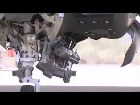F-35 AIM-120 AMRAAM Live Launch Test & Slow Motion