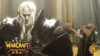 Arthas Finds Frostmourne & Kills King Terenas - ALL Cutscenes [Warcraft 3: Reign of Chaos]
