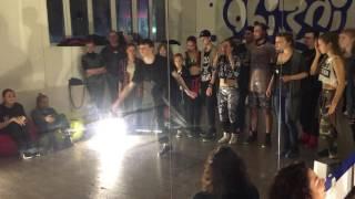 INSIDE DANCE STUDIO | DH Battles | Владос (win) vs Тёма
