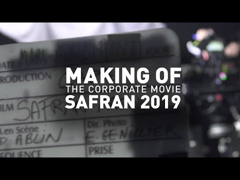 We build the future: the making-of the corporate movie