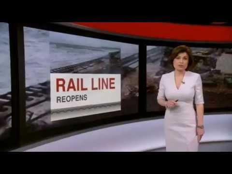 Jane Hill In a Figure Hugging Dress BBC News 4 4 14