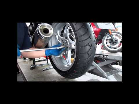 BMW Service - Rear Wheel Removal & Installation