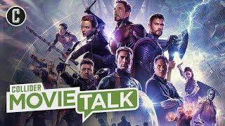 Avengers: Endgame Tickets Pre-Sale Breaks The Internet - Movie Talk