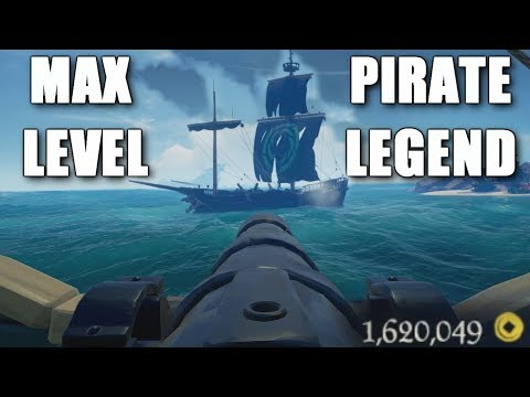 Sea of Thieves - Stealing from the Pirate Legend!