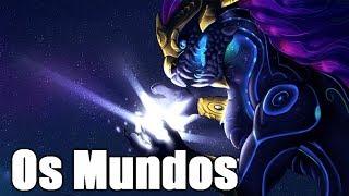 Os Mundos de League of Legends
