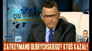 Komunikat Ministerstwa Prawdy nr 475: Polowanie na Olbrychskiego