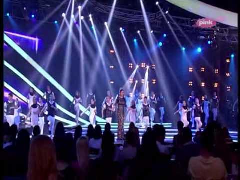 Ceca - Da raskinem sa njom - Bravo Show - (Tv Pink 2014)