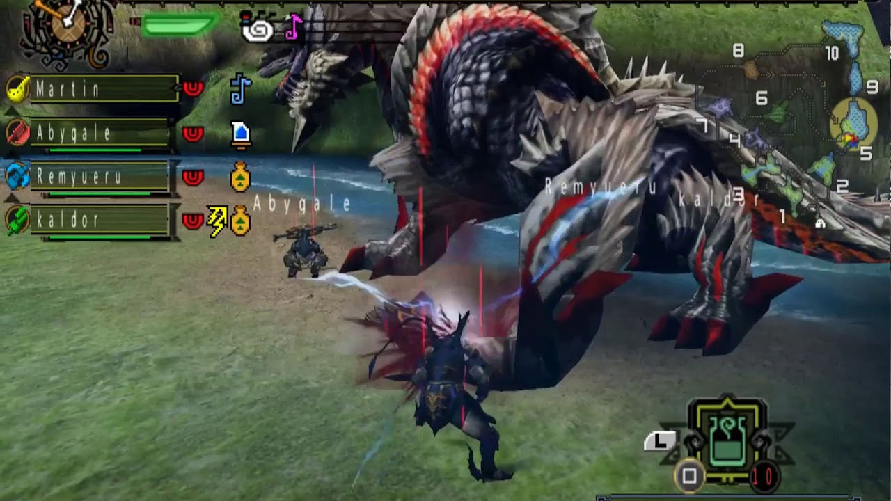 NEW* PPSSPP Settings for Monster Hunter Portable 3rd (100