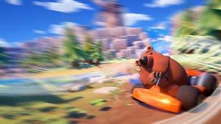 Bears Can't Drift!? | Launch Trailer | PS4