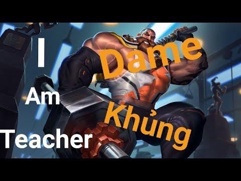 No.27 Giáo viên thể hình - Ormarr nghỉ dạy Tết - tàn sát team || BIN Gaming