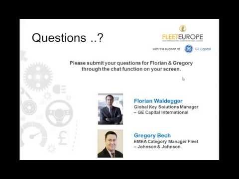 Fleet Europe Webinar: How to make Hybrid vehicles fit your Fleet