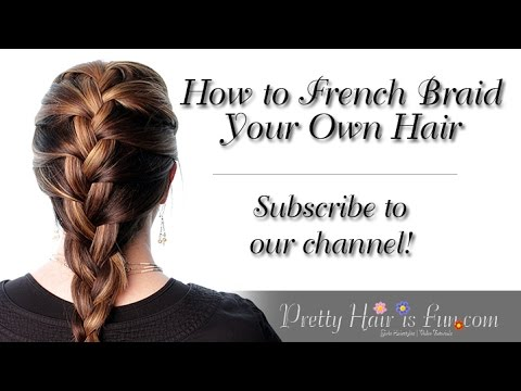How To French Id Your Own Hair