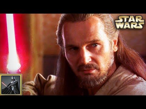 Star Wars: War Qui-Gon Jinn ein Sith?! [Star Wars Theorie]