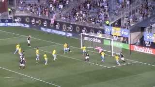 Highlights: Philadelphia Union 0-1 Crystal Palace
