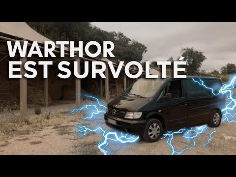 WARTHOR EST SURVOLTÉ (Installation électrique / Solaire / aménagement)