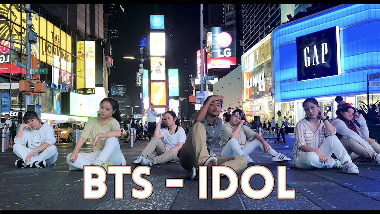 [KPOP IN PUBLIC CHALLENGE NYC] BTS (방탄소년단) - IDOL Dance Cover
