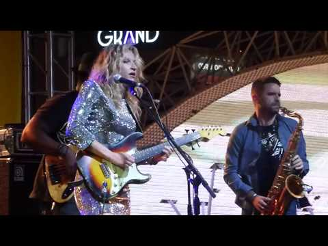 Ana Popovic - Ana's Shuffle/Can You Stand The Heat, Big Blues Bender, Las Vegas 2018.
