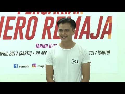 Casting Hero Remaja 2017 - Aiman Rahman