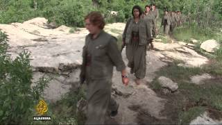 """Kurdish group says """"truce not meaningful"""" after Turkish air strikes"""