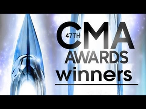 The 2013 Country Music Awards - WINNERS - EXCLUSIVE VIDEO