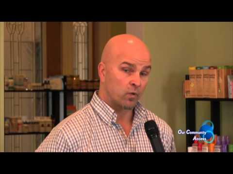 OCA: America Let's Exercise at 'Simple Organics'