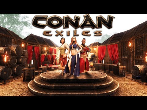 All The Hot Minutes! - CONAN EXILES STREAM