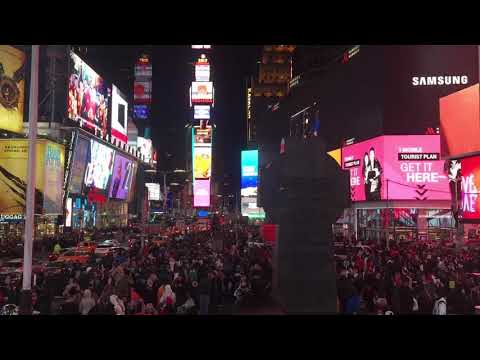 Travel New York City 2017 ( City Tour )