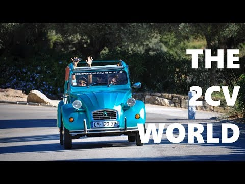 The 2CV World - Citroën International Meeting 2019 Croatia