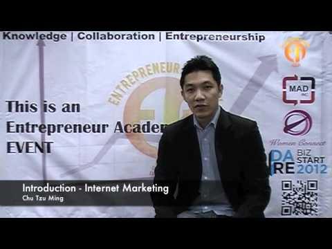 Entrepreneur Academy - Tzu Ming (Introduction)