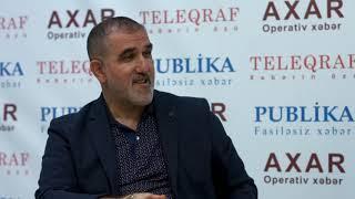"""""""Feysbuk və Yutub mənim üçün iş yeridir"""" - Rauf Arifoğlu"""