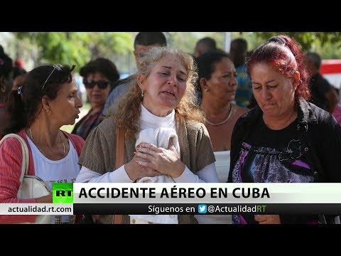 Fallece una de las tres sobrevivientes del accidente aéreo en Cuba