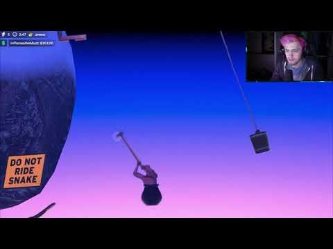 Twitch Madness - Getting Over It ! (Rage / Fail Compilation) - Sodapoppin,Lirik..