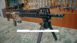 Карабин POF Revolution 7.62х51 NATO (.308 Win)