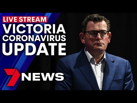 Victoria coronavirus update: