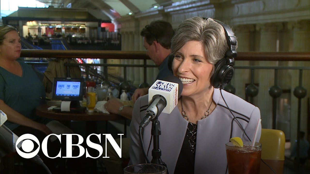 Sen. Joni Ernst disagrees with Trump's praise of Kim Jong Un