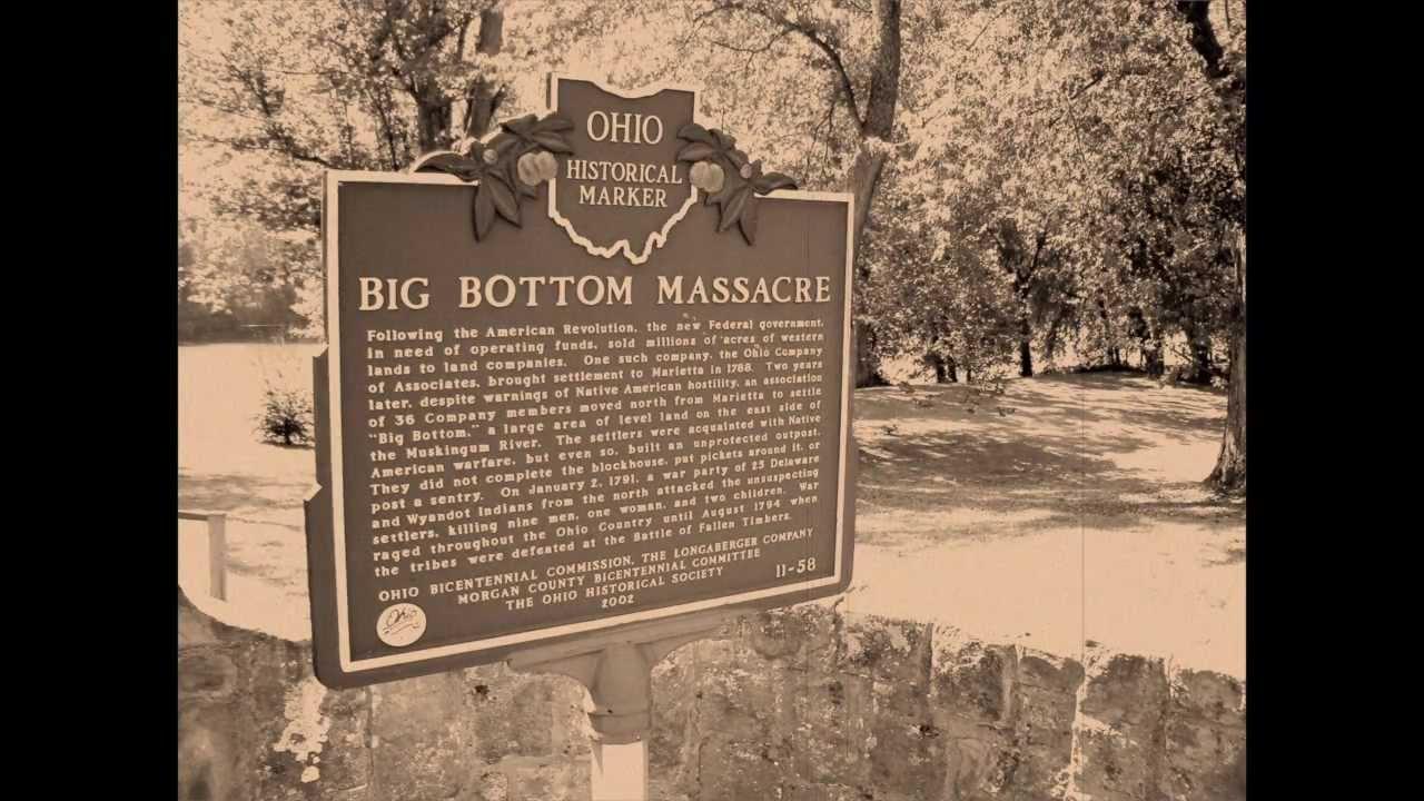 Big bottom massacre