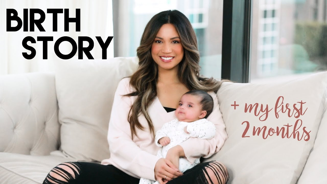 6b6ad9fab9d MY BIRTH STORY! Baby Vlog + My First 2 Months! Jessi Malay
