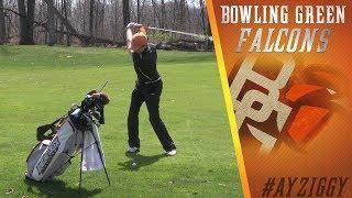 BGSU Women's Golf MAC Tourney Hype Video