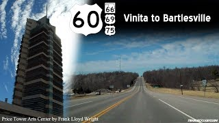 US Route 60 - Vinita to Bartlesville, OK (SBRT.2)