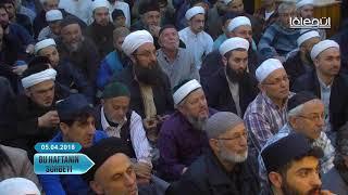 5 Nisan 2018 Tarihli Bu Haftanın Sohbeti - Cübbeli Ahmet Hocaefendi Lâlegül TV
