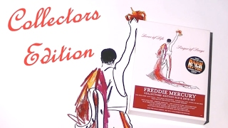 [260] Freddie Mercury - Lover Of Life Singer Of Songs Collectors Edition CD and DVD Set (2006) | Collecting Queen