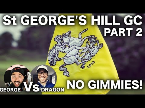 St GEORGE Vs THE DRAGON - NO GIMMIES PART 2