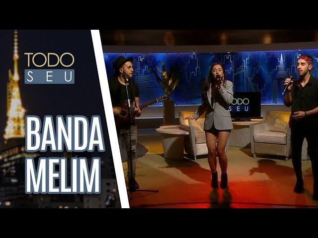 Musical com a banda Melim - Todo Seu (23/07/18)