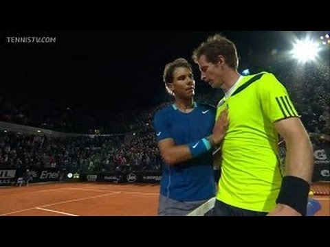 R. Nadal v. A. Murray 2014 French Open Men's SF Highlights