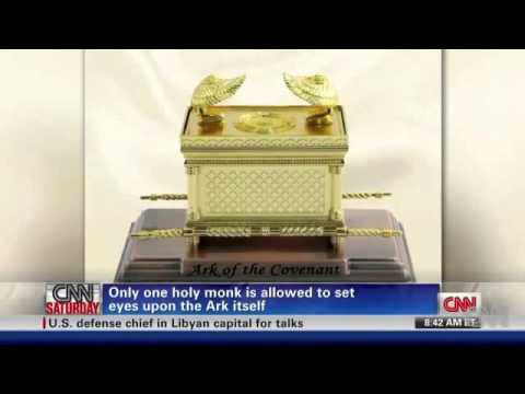 Ark of the Covenant - CNN News Report