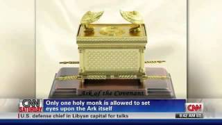 Ark of the Covenant - CNN News Report