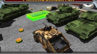 3D Mine Field Parking Simulator-Real War Trucker Car Driving Test Park Sim Racing Game iOS Gameplay